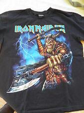 IRON MAIDEN Viking t-shirt camiseta Manga Corta