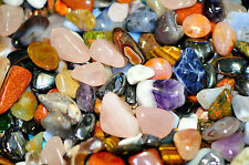 20 piedras Bolo Med (15 - 20 mm) pulidas Cristal Tumblestones piedras preciosas sanar