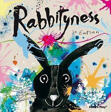 Child's Play Library: Rabbityness by Jo Empson (2012, Picture Book)