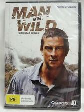 Man Vs Wild - Forces of Nature - Season 3 - DVD - New / Sealed