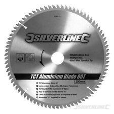 Hojas y discos Silverline para sierras eléctricas de bricolaje