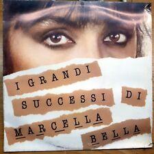 BELLA MARCELLA GIANI BELLA BATTISTI MOGOL I GRANDI SUCCESSI LP SEALED 1988