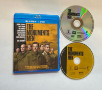 The Monuments Men (Bluray/DVD, 2014) [BUY 2 GET 1]