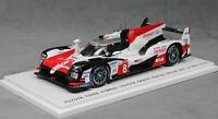Spark Toyota TS050 Le Mans Winner 2018 Buemi Nakajima & Alonso 43LM18 1/43 NEW