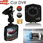 HD 1080P In Car DVR Camera DashCam Video Recorder Black Night Vision G sensor ❀A