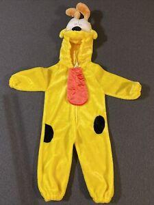 Garfield's ODIE Costume Child size Medium  3' Tall Child Sized