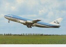 Postcard 1293 - Aircraft/Aviation KLM International Airport Schiphol