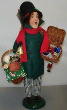 Byers Choice Carolers Christmas Peddler 455