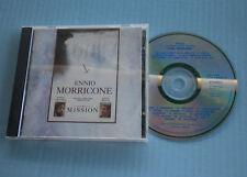 THE MISSION -1 CD - E. MORRICONE- (D26)