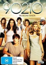 NEW 90210 : Season 2 (DVD, 2011, 6-Disc Set)