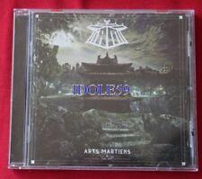 CD de musique rap français album, en chanson française