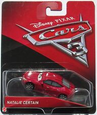 VOITURE DISNEY PIXAR CARS 3 NATALIE CERTAIN
