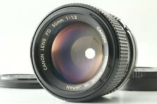 Ship by FedEx【EXC+++++】 Canon NEW FD 50mm f1.2 Standard Lens From JAPAN #F86