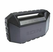 A3 Ion Audio Isp83bk Plunge Max Waterproof Stereo Boombox FM Radio-No adaptor