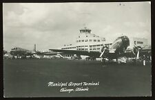 RPPC AIRPORT TERMINAL CHICAGO Illinois