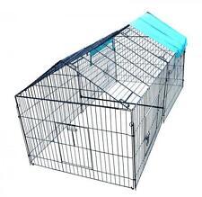 Chicken Pens Crate Rabbit Enclosure Pet Playpen Exercise Pen