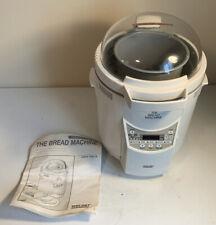Welbilt The Bread Machine ABM 100 4 Bread Maker Pan Paddle Instructions