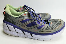 HOKA One One Conquest 2 Womens 10.5 Active Jogging Trail Running Shoes Sneakers