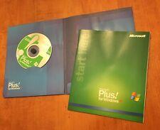 Microsoft Plus! for  Windows XP- Light Use-