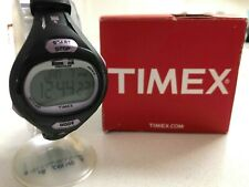 NEW IN BOX LADIES TIMEX DIGITAL T5K1 IRONMAN TRIATHLON WATCH RRP $145