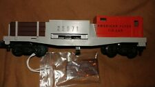 American Flyer 6-49026 S Scale Tie Car (Used)