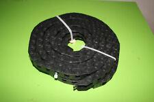 2 Stück Kabelschlepp Energiekette Kabelschleppkette Schleppkette 10x10 2,2m lang