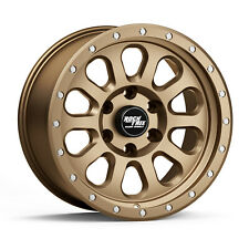 17 Rocktrix Rt111 17x9 12 Bronze Wheel Rim 6x1397 6x55 For Tacoma 4runner Fits 2004 Toyota Tundra