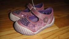 Beeko 23 Us 6.5/7 Purple Rhinestone Shoes Girls Toddler