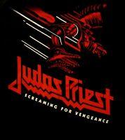 JUDAS PRIEST cd cvr BLOODSTONE Official SHIRT SM New screaming for vengeance OOP