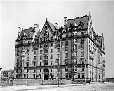 New 11x14 Photo: The Dakota Apartment Building, Site of John Lennon Murder