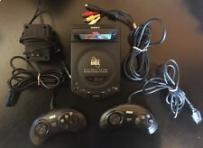 Sega Genesis CDX Console W/2 Controllers & Hookups * Works Perfectly * !