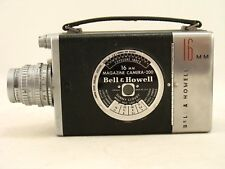 Vintage Film Bell & Howell 16mm Magazine Camera 200, Untested