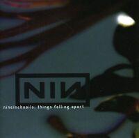 NINE INCH NAILS Things Falling Apart CD BRAND NEW