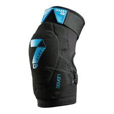 7iDP Seven iDP Flex Knee MTB Enduro Mountainbike Knee Pads Black