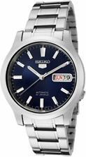 Seiko 5 Automatic Blue Dial Silver Steel 37mm Case Men's Watch SNK793K1 RRP £169