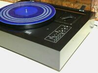 FONS CQ 30 Modernised Vintage Hi Fi Record Vinyl Deck Player Turntable