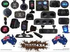 USB 12V Ciggy Merit Engel Sockets Volt Amp Meter suit car boat tinnie caravan
