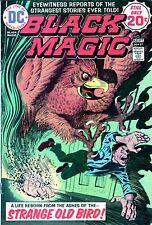 BLACK MAGIC # 5 DC Horror 1974 Joe Simon & Jack  Kirby-NO RESERVE!!!
