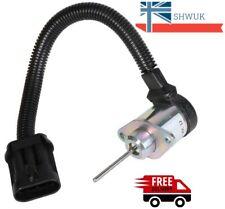 Fuel Stop Solenoid Replacing  1G925-60010 6691498 Bobcat 1503ES-12A5UC4S Kubota