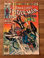 Amazing Spider-Man 171 (Marvel 1977) Nova Crossover~Photon~Ross Andru~Bronze Age