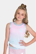Sylvia P, Polly Pocket Tank, girls gymnastics, BNWT, Child 8, Was £20 now £15