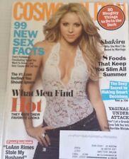 Cosmopolitan Magazine Shakira What Men Find Hot July 2010 051717nonrh