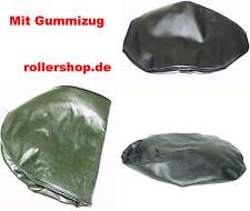 Sitzbank Überzug mit Gummiband schwarz für Vespa PX Lusso