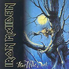 """Iron Maiden 'Fear Of The Dark' Gatefold 2x12"""" Vinyl - NEW"""
