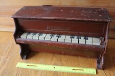 Harmony Mini Child's Piano wooden xylophone chime sound Vintage Toy instrument