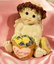 """Vintage Dreamsicles """"From the Heart"""" I Love You Mom Signed #10116 Mother's Day"""
