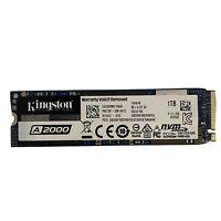 Kingston SA2000M8/1000G 1 TB,Internal,M.2 2280 Solid State Drive
