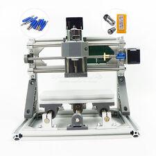 Mini CNC 1610 PRO desktop Pcb Milling Machine diy hobby wood router GRBL control