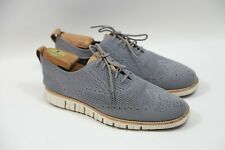 #280 Cole Haan ZeroGrand Wing Tip Oxford Shoes Size 10 M
