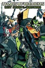 NEW Transformers: Last Stand of the Wreckers by James Roberts